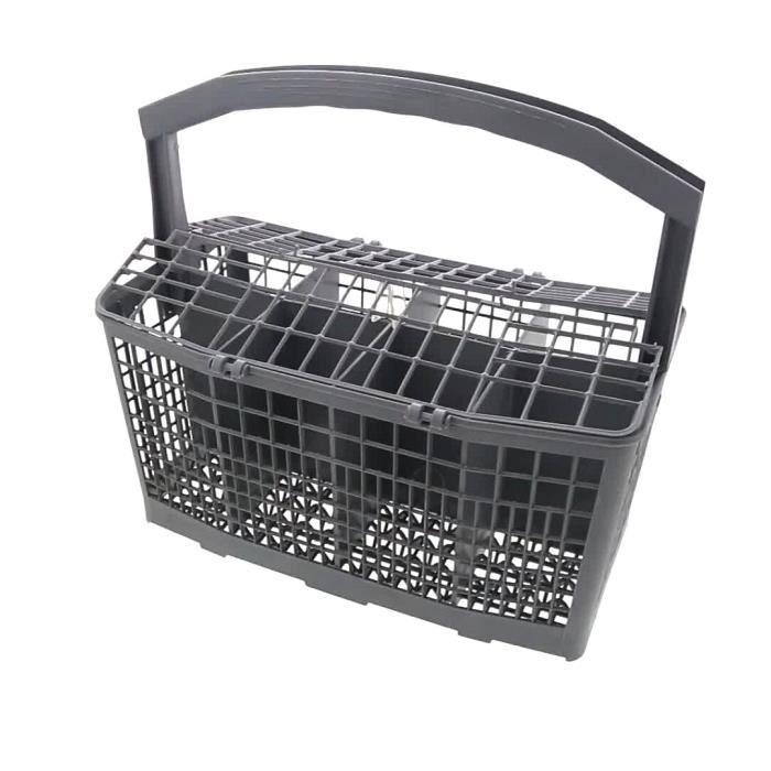 WALTHAM, PANIER Lave-Vaisselle COUVERTS COMPLET GRIS CLAIR MP30355
