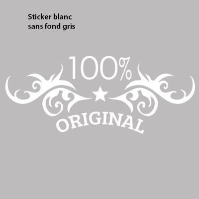 stickers cuisine originaux 100 pour meubles 30 x 11 cm blanc achat vente stickers. Black Bedroom Furniture Sets. Home Design Ideas