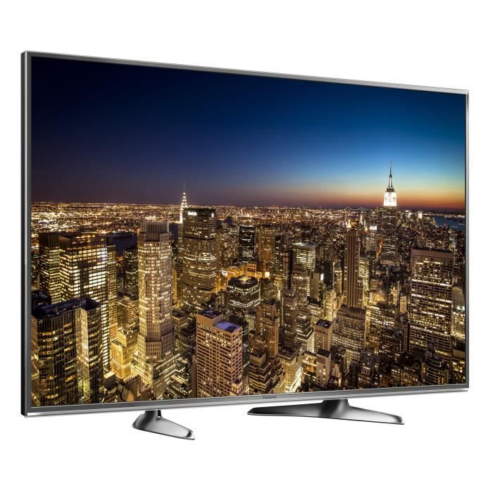 "Téléviseur LED PANASONIC 40DX650 TV LED 4K UHD 100 cm (40"") - Sma"
