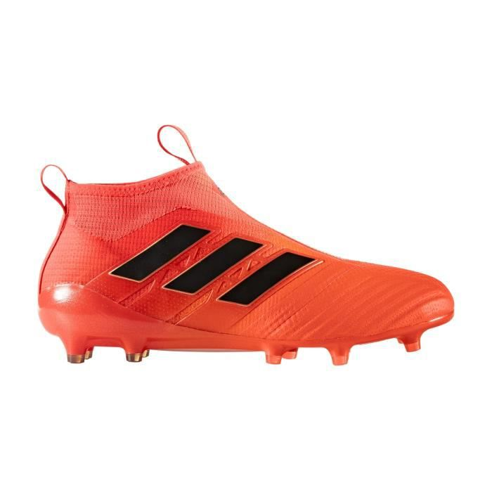 best website 16061 4be19 Chaussures football adidas ACE 17+ Purecontrol FG Orange