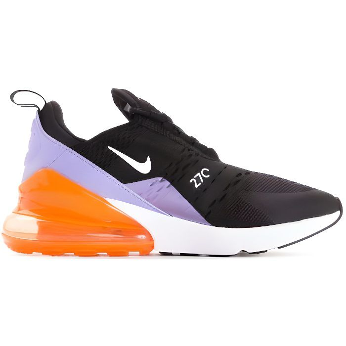 new arrival cab0a cdf8f Basket Nike Air Max 270 Junior - 943346-004