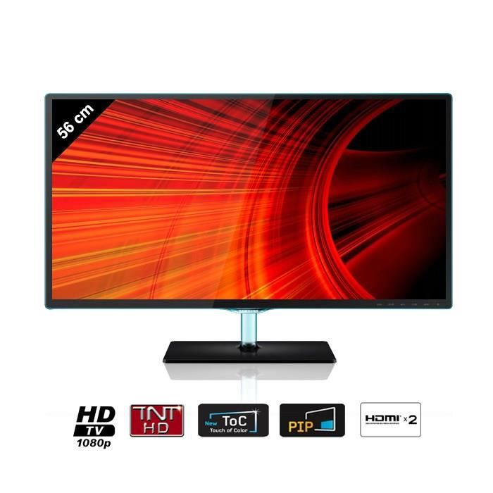 samsung t22d390 moniteur tv full hd tnt hd 55cm achat vente t l viseur led samsung t22d390. Black Bedroom Furniture Sets. Home Design Ideas