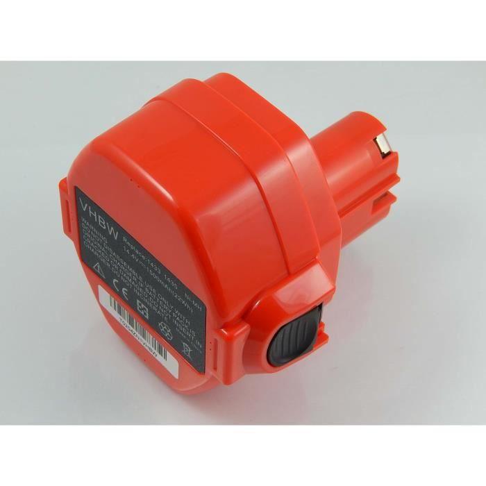 1435 F 1434 Outil Batterie 14.4 V 1500 mAh remplace Makita 1433 1435