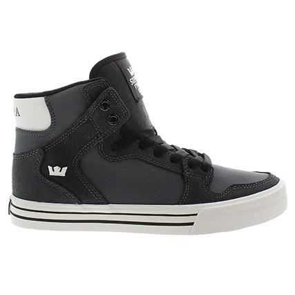 Basket Homme Supra Vaider Charcoal npZqI2