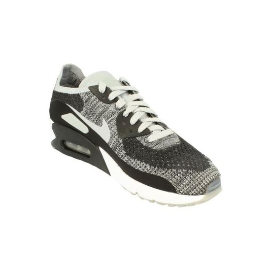 Nike Air Max 90 Ultra 2.0 Flyknit Hommes Running Trainers 875943 ...