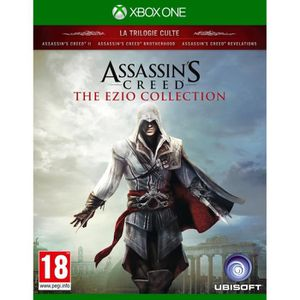 JEU XBOX ONE Assassin's Creed The Ezio Collection Jeu Xbox One