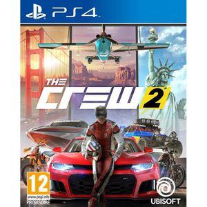 JEU PS4 The Crew 2 Jeu PS4