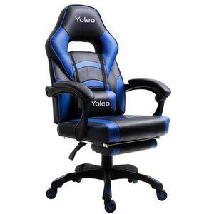 CHAISE DE BUREAU YOLEO Chaise de bureau ergonomique 114cm-124cm cha