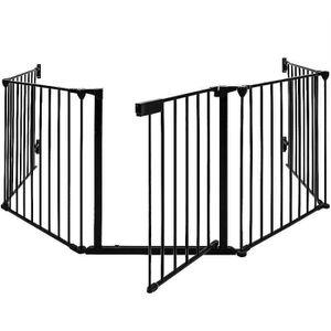 BARRIÈRE DE SÉCURITÉ  Grille de cheminée - dimension: 310*2.5*75cm - 15