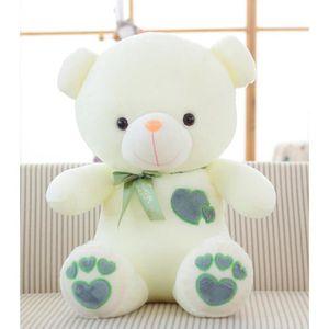 PELUCHE Bonnes Affaires Ours en Peluche 45cm Teddy Bear To