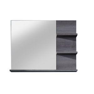 Miroir de salle de bain avec tablette - Achat / Vente Miroir ...