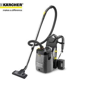 ASPIRATEUR A MAIN Karcher – Aspirateur dorsal poussières hybride 36V