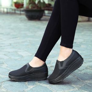 ESPADRILLE Mode féminine Chaussures respirantes Casual Chauss