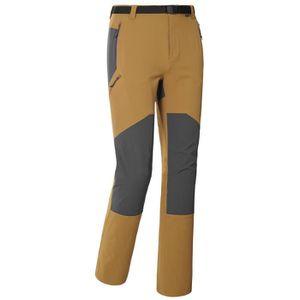 PANTALON DE SPORT Pantalon Softshell Lafuma Apennins Marron Homme