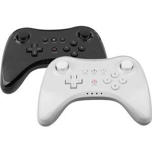 MANETTE JEUX VIDÉO  Manette de jeu Wii U Pro Gaming Contrôleur sans f