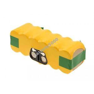 PIÈCE ENTRETIEN SOL  Batterie pour robot aspirateur iRobot Roomba 67...