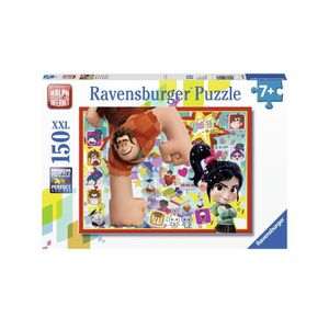PUZZLE RAVENSBURGER Puzzle 150 p XXL - Ralph et Vanellope