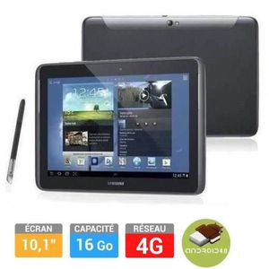 "TABLETTE TACTILE Tablette Tactile SAMSUNG Galaxy Note 10.1"" 4G 1?"