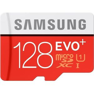 CARTE MÉMOIRE Carte mémoire micro SD Evo Plus Samsung 128Go