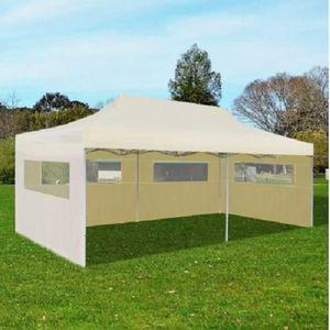 TENTE DE CAMPING vidaXL grande Tente tipi camping / Tente de récept