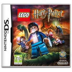 JEU DS - DSI Lego Harry Potter - Years 5 to 7 [import anglais]