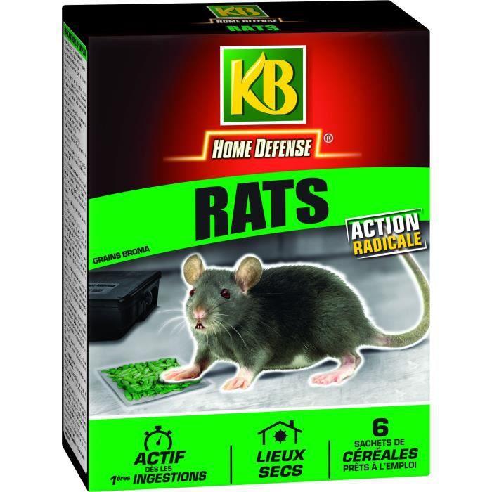 Rat céréales 150G