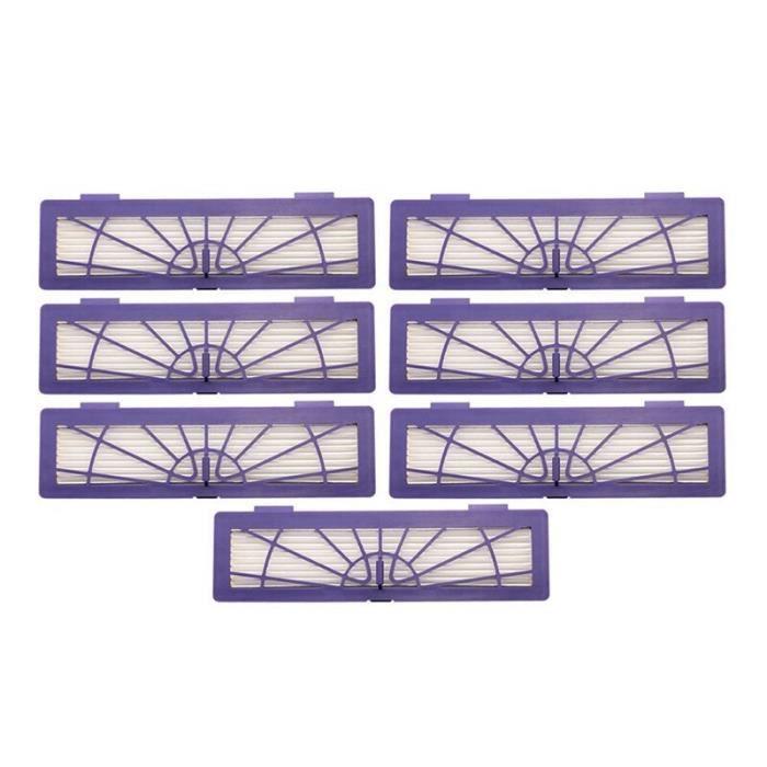 JAC1 Remplacement du filtre pour Neato connecté D3 D4, Botvac série D D75 D80 D85, et Botvac série 65 70E 75 80 85 modèles haute P