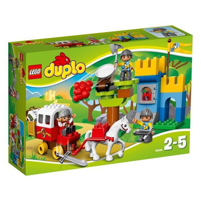 LEGO® DUPLO 10569 L'Attaque du Trésor