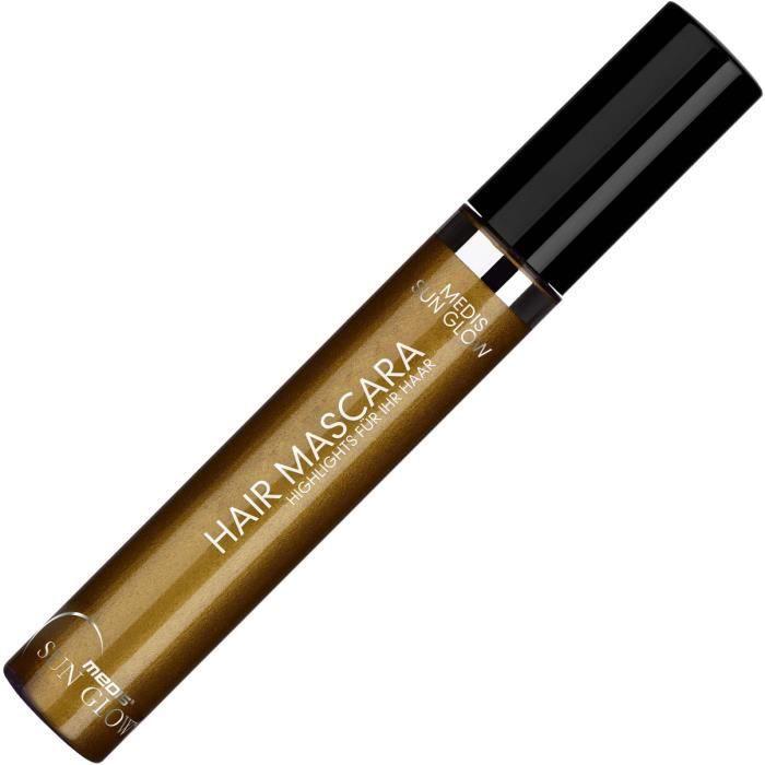 Mascara doré pour cheveux 18 ml