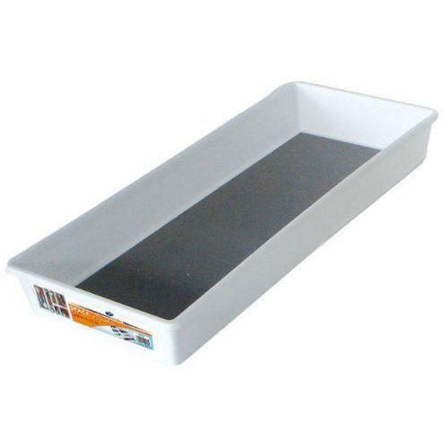 Mondex Range Tiroir Design Plastique Blanc 38 x 15,2 x 5 cm - PLS256-00