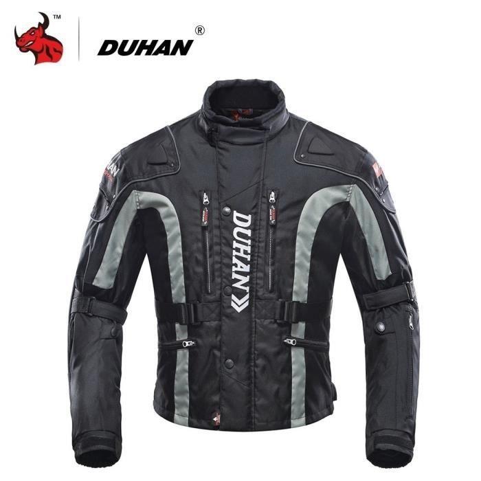 DUHAN Moto Vêtements Équipement De Motocross Équipement En Coton Sous-Vêtements Moto À Froid
