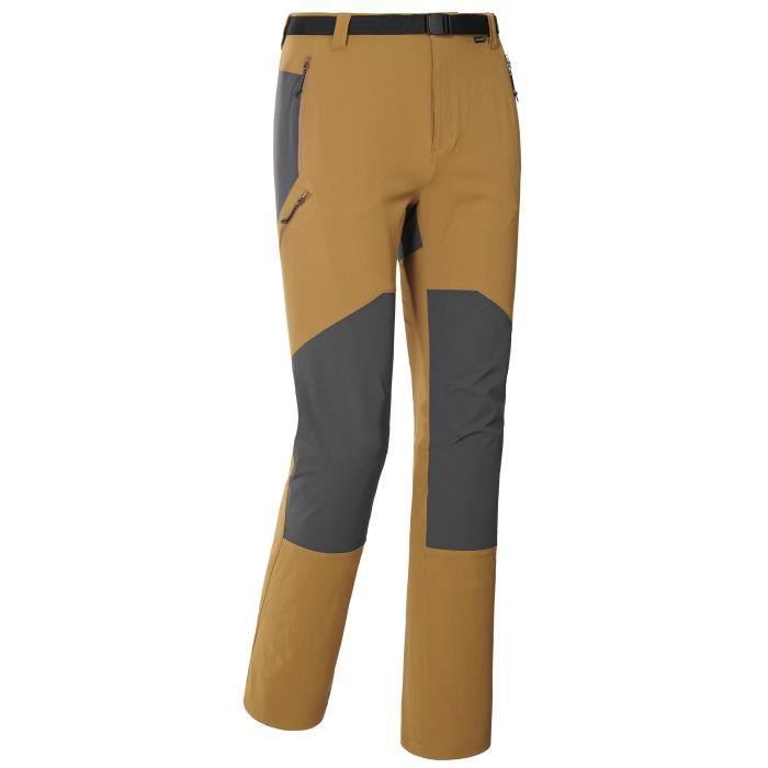 Pantalon Softshell Lafuma Apennins Marron Homme