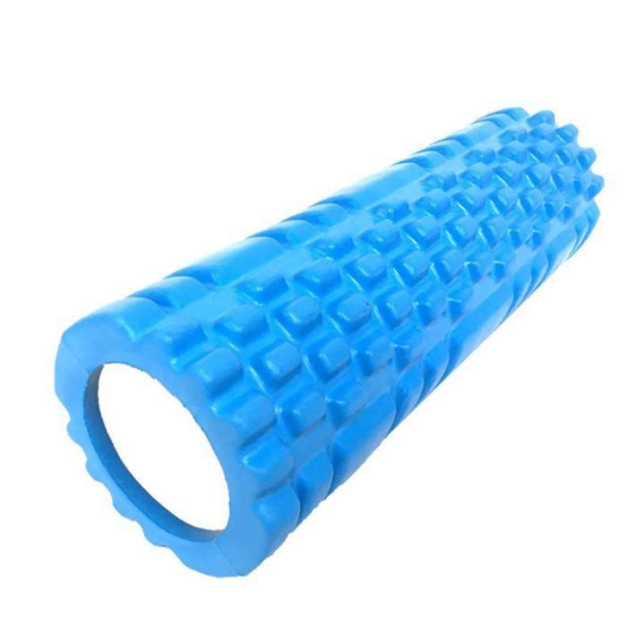 Bloc de colonne de Yoga équipement de remise en forme rouleau de mousse de Pilates Fitness exercices de gymnastique rouleau de Mas