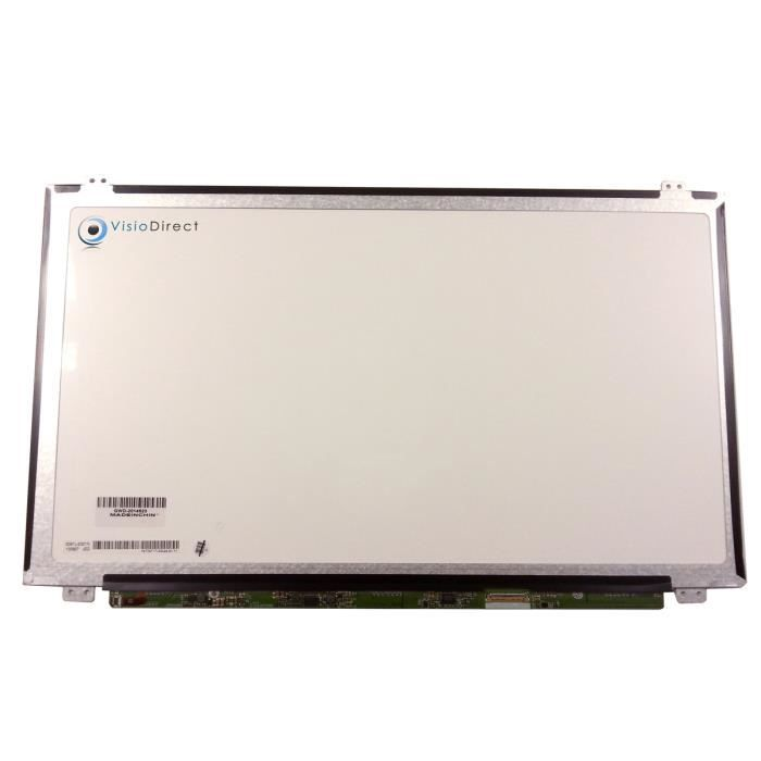 Dalle Ecran 15.6- LED pour TOSHIBA SATELLITE C55-C-1EV ordinateur portable