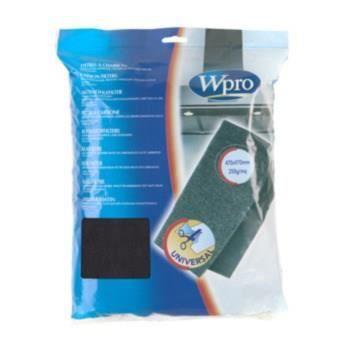 WPRO Filtre à charbon universel UCF007