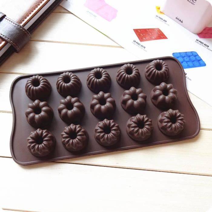 moule silicone chocolat mini cannel achat vente moule. Black Bedroom Furniture Sets. Home Design Ideas