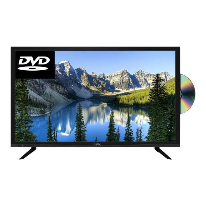 "Cello C24230F Classe 24"" (23.6"" visualisable) TV LED 720p 1366 x 768_0"