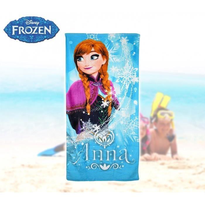 """Disney Frozen /'HIVER /""""plage serviette de bain nouveau"""
