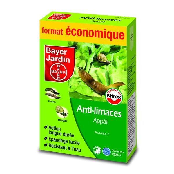Anti limaces app t bayer achat vente traitements for Bayer jardin anti mousse