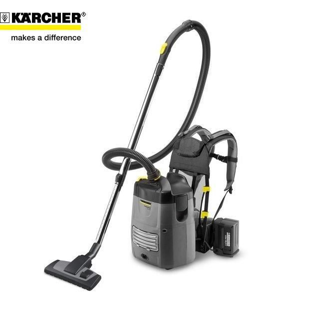 karcher aspirateur dorsal poussi res hybride 36v lxt bv 5 1 bp achat vente aspirateur a. Black Bedroom Furniture Sets. Home Design Ideas