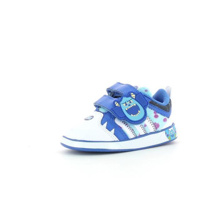 Chaussures bébé Adidas Originals... Bleu Bleu - Cdiscount Chaussures