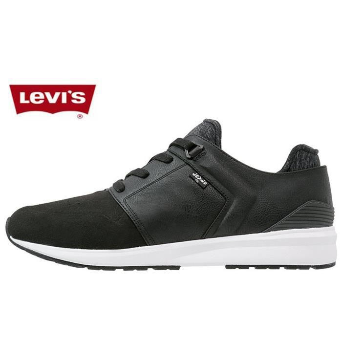 BASKET Baskets Levis Red Tad Runner Black 225137 cec0db81d2b0