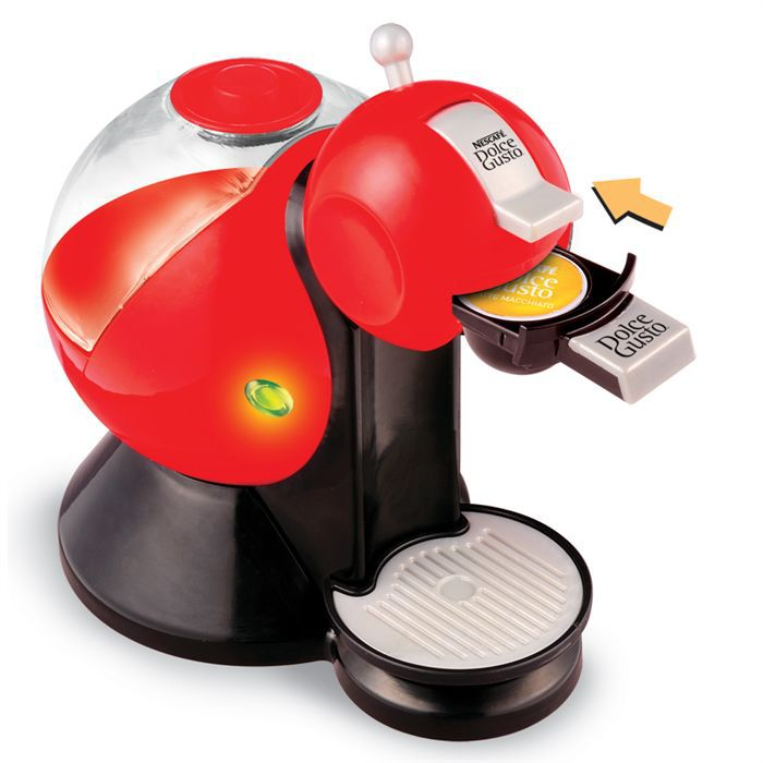 cafeti re dolce gusto rouge achat vente dinette cuisine cdiscount. Black Bedroom Furniture Sets. Home Design Ideas