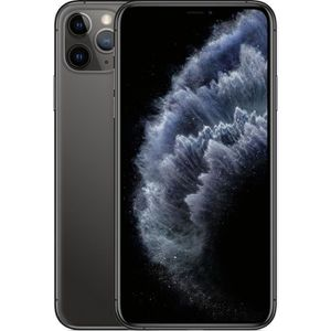 SMARTPHONE APPLE iPhone 11 Pro Max Gris sidéral 256 Go