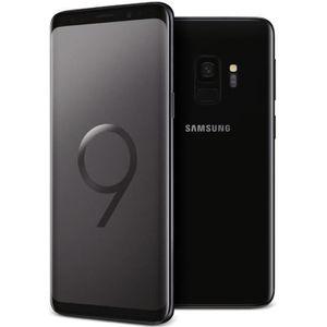 SMARTPHONE Samsung Galaxy S9 Noir Carbone - 256 Go - Double S