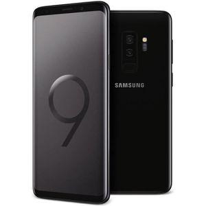 SMARTPHONE Samsung Galaxy S9+ Noir Carbone - 256 Go - Double