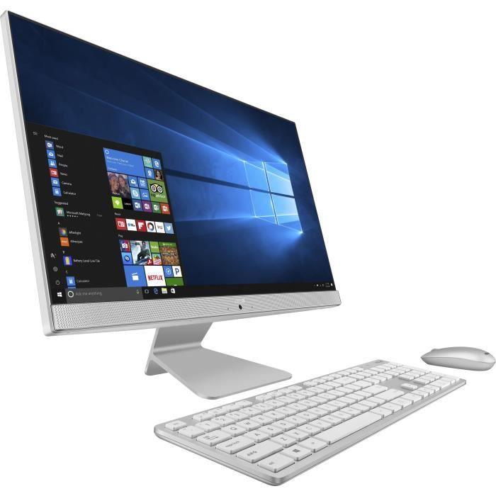 ordinateur tout en un asus achat vente pas cher soldes d s le 8 janvier cdiscount