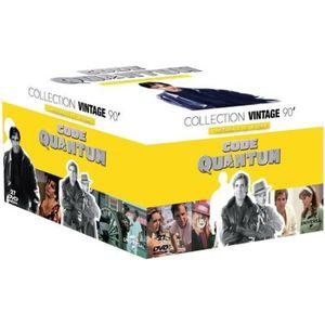 DVD SÉRIE DVD Coffret Code Quantum - L'intégrale des 5 saiso