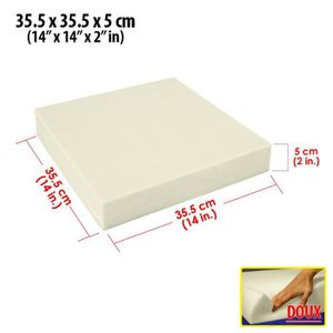 OUATE Hobby Express Tapissier 35.5 x 35.5 x 5 cm 14 KG-m