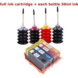CARTOUCHE IMPRIMANTE Version cartridge 30ml ink -  Compatible Kit De Re
